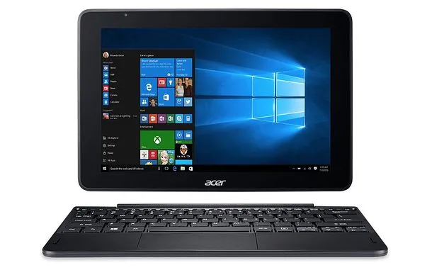 Acer Switch One 10 - La mejor tableta Windows 10 de gama media (menos de 600 €)