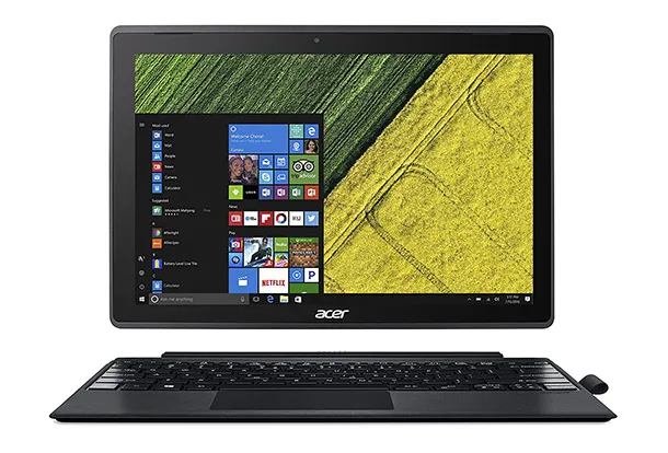 Acer interruptor 3 - La mejor tableta Windows 10 de gama media (menos de 600 €)