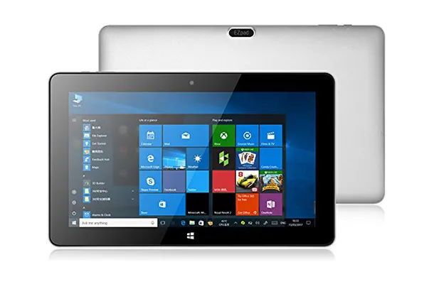 Jersey EZpad 6 Pro - La mejor tableta Windows 10 de gama media (menos de 600 €) T101HA