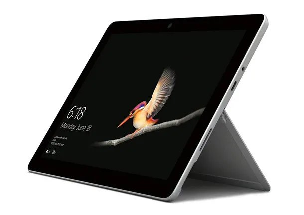 Microsoft Surface Go - La mejor tableta Windows 10 de gama media (menos de 600 €)