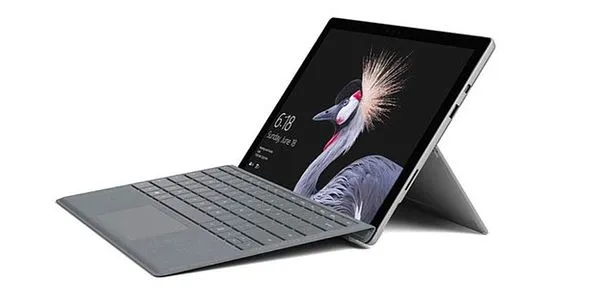 La mejor tableta Windows 10 de gama alta (más de 600 €) - Microsoft Surface Pro