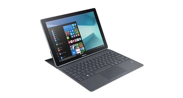 La mejor tableta Windows 10 de gama alta (más de 600 €) - Samsung Galaxy Book 12